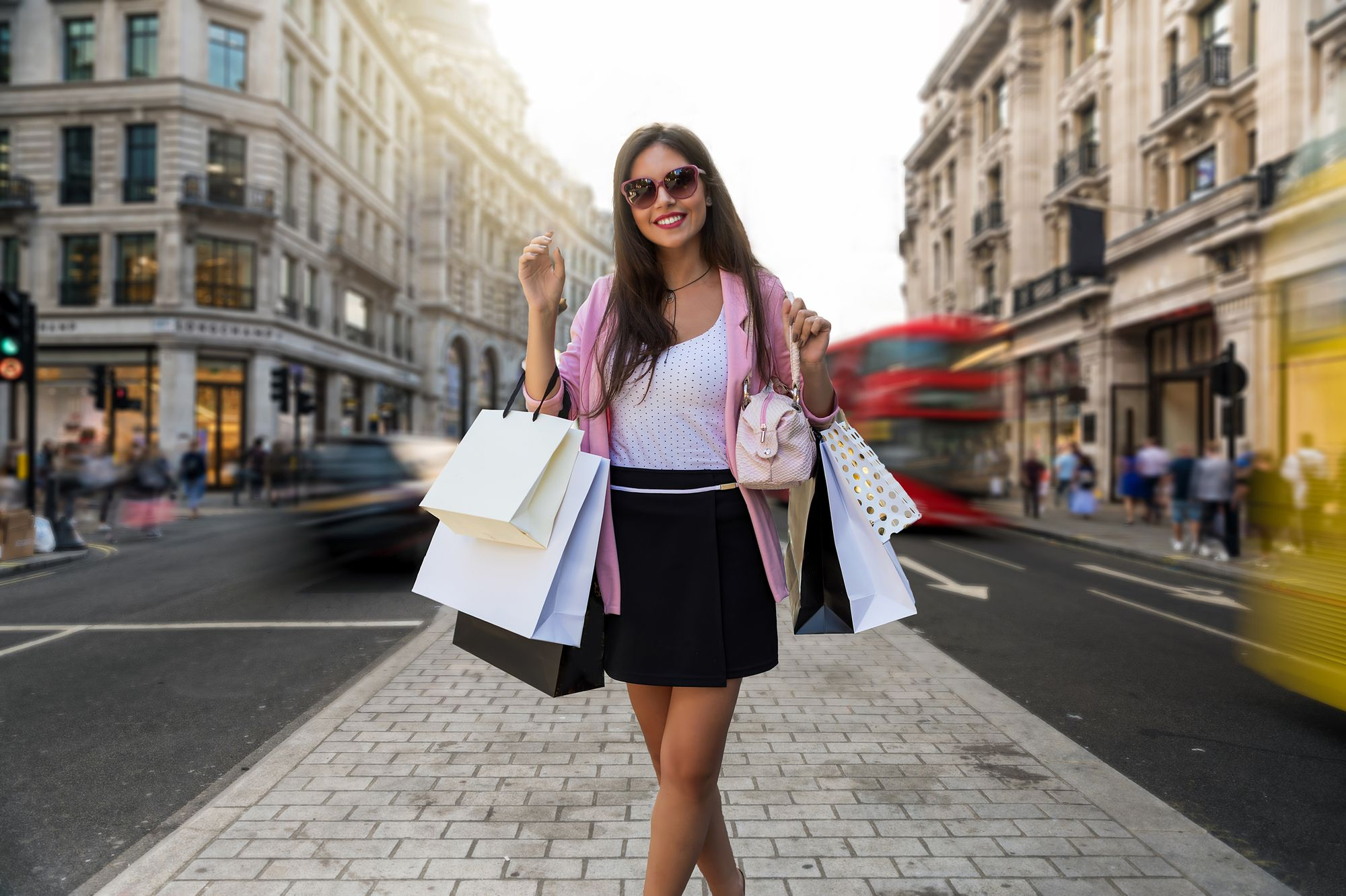 Die besten Shopping-Citys in Europa